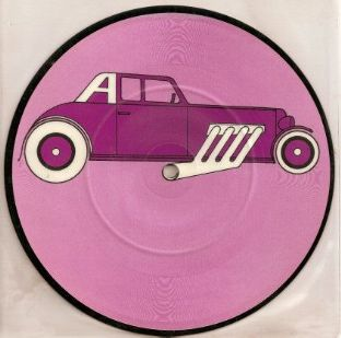 "Cars ‎(The) - Double Life (7"") (Picture Disc) (VG/NM)"